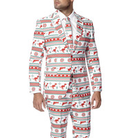 The O.G. Kringle Ugly Christmas Sweater Suit