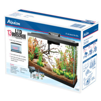 Aqueon® LED Widescreen Aquarium Kit | Aquariums | PetSmart