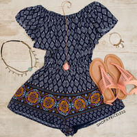 Stay True Romper