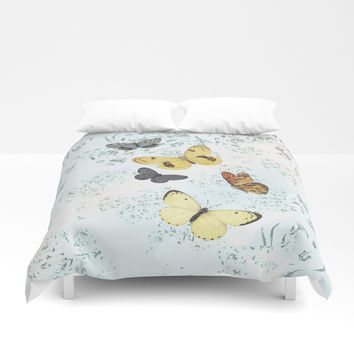 End of Summer Duvet Cover by anipani