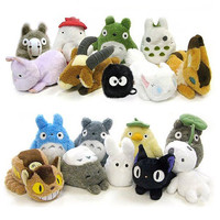 Cartoon Totoro Plush peluche toys soft 2016 New Kawaii my neighbor TOTOPO  figures doll large juguetes brinquedos pelucia gifts hwd 80's
