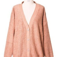 Candy Factory Cardigan in Pink - Retro, Indie and Unique Fashion