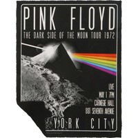 Pink Floyd Fleece Blanket