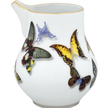 Christian Lacroix Butterfly Parade Milk Jug