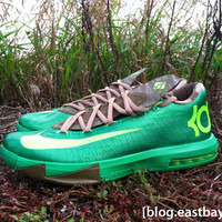 "Nike KD VI ""Bamboo"" Celebrates Durant's Growth 