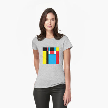 "'""geometric art 298""' T-Shirt by BillOwenArt"