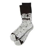 Mount Rushmore Socks