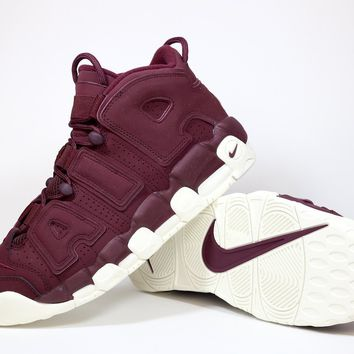 """Nike Air More Uptempo """"Maroon"""""""
