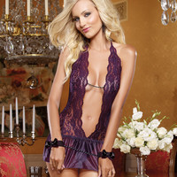Midnight Fantasies Teddy With Restraints