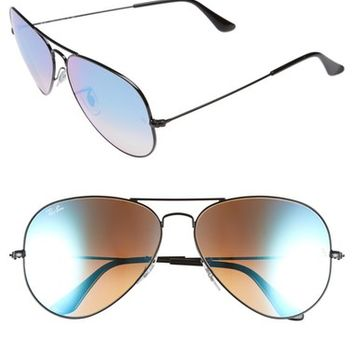 Ray-Ban 'Icons' 62mm Aviator Sunglasses | Nordstrom