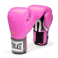 Walmart: Everlast 12 oz. Pink Pro Style Boxing Gloves