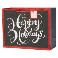 Spritz Happy Holidays Gift Bag Vogue : Target