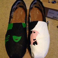 Custom TOMS Wicked the Musical