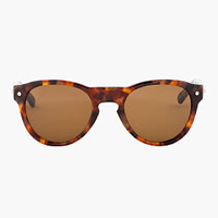 Rag And Bone Brown Tortoiseshell Keaton Sunglasses
