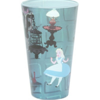 Disney Alice In Wonderland Pint Glass