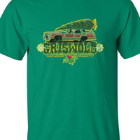 Griswold Family Christmas t-shirt Christmas shirt Christmas Party shirt tee For Unisex Style Funny t-shirt x t shirt x beer DT-644