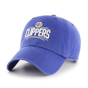 Los Angeles Clippers Fan Style Adjustable Hat