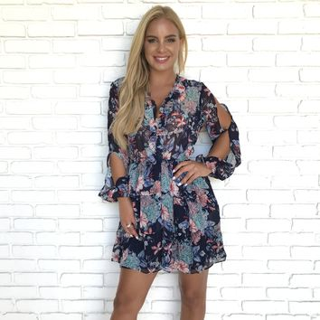 Ring The Bells Vacation Dress