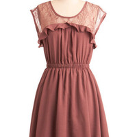 Shy Rose Lullaby Dress | Mod Retro Vintage Dresses | ModCloth.com