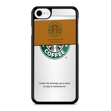 Starbucks Coffee Cup iPhone 8 Case
