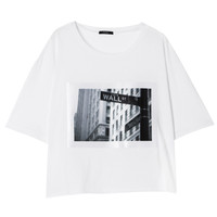 BOX PHOTO T-SHIRT - EMODA Global Online Store