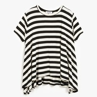 Swingy Stripe Tee
