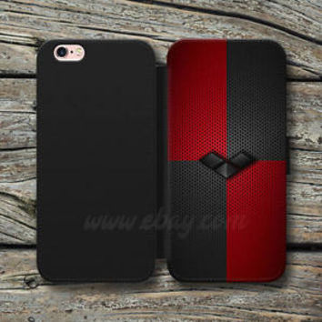 harley quinn Wallet iPhone cases Batman Samsung Wallet Leather Phone Cases