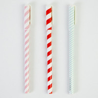 Stripe Pattern Pen
