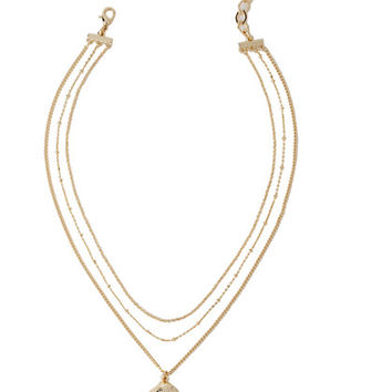 Charming Shell Choker | 28612 | Lilly Pulitzer