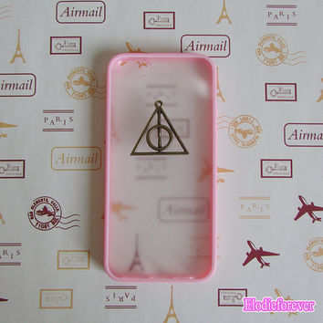 50% OFF,Deathly Hallows, Iphone 5 Case, iphone 5 case, harry potter Iphone Case, Magic iphone 5 case,cool iphone case, cheap iphone case