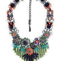 Mary Jane Claverol | Primavera Necklace