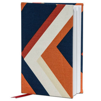 Marrakesh Chevron Journal