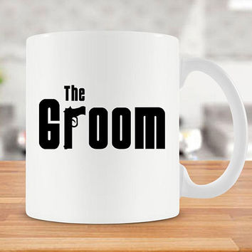 Groom Mug For Groom Gift Ideas For Him Wedding Mug Wedding Gifts From Bride Groom Coffee Mug Best Coffee Cup Unique Mugs The Groom - SA312