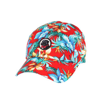 Frat Hat in Tropical Red by Southern Proper