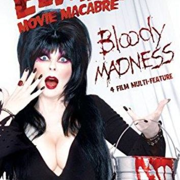 Elvira's Movie Macabre - Bloody Madness Multi-Feature