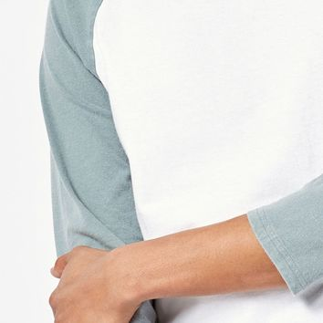 PacSun Piras Relaxed 3/4 Sleeve Raglan T-Shirt at PacSun.com