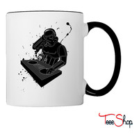 Star Wars Stormtrooper DJ - Cool design Coffee & Tea Mug