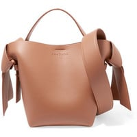Acne Studios - Musubi mini knotted leather shoulder bag
