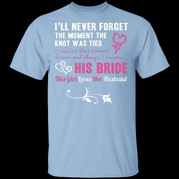 His Bride T-Shirt