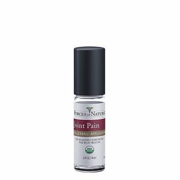 Forces Of Nature Joint Pain Management, Organic, Rollerball - 4 Ml
