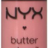 NYX Cosmetics Butter Lip Gloss Creme Brulee Cosmetic Fashion Makeup