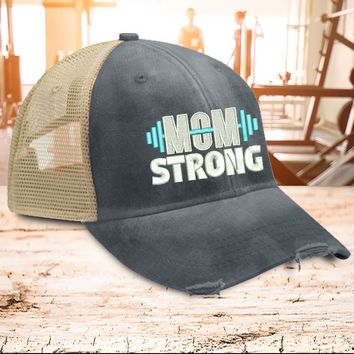 Mom Strong Hat
