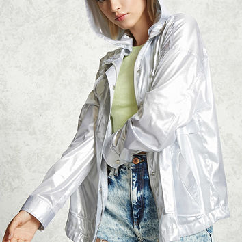Contemporary Windbreaker