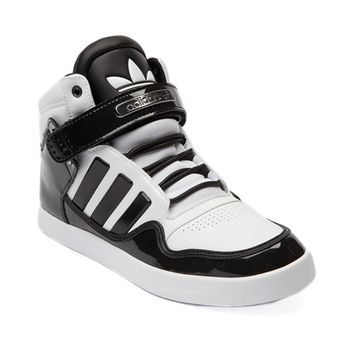 Mens adidas ADI-Rise 2.0 Athletic Shoe, White Black, at Journeys Shoes