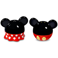 Disney Minnie and Mickey Mouse Salt and Pepper Shaker Set - Best of Mickey | Disney Store