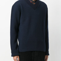 Our Legacy V-neck Jumper - Farfetch