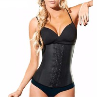 Waist Trainer Corset Steel Bone