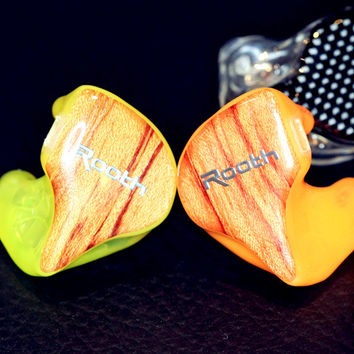 Rooth LSX Ten Driver Custom In-Ear Monitor