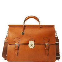 Dooney & Bourke: Alto Double Gusset Buckle Briefcase