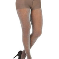 Donna Karan Hosiery 0B722 Signature Collection Fashion Shimmer Tight
